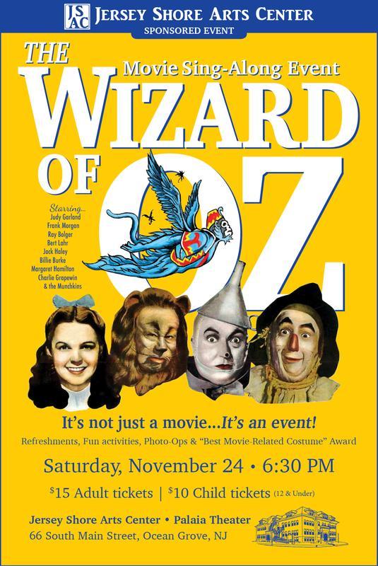 Wizard of Oz - Sing Along