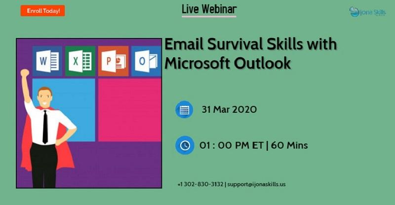 Email Survival Skills with Microsoft Outlook