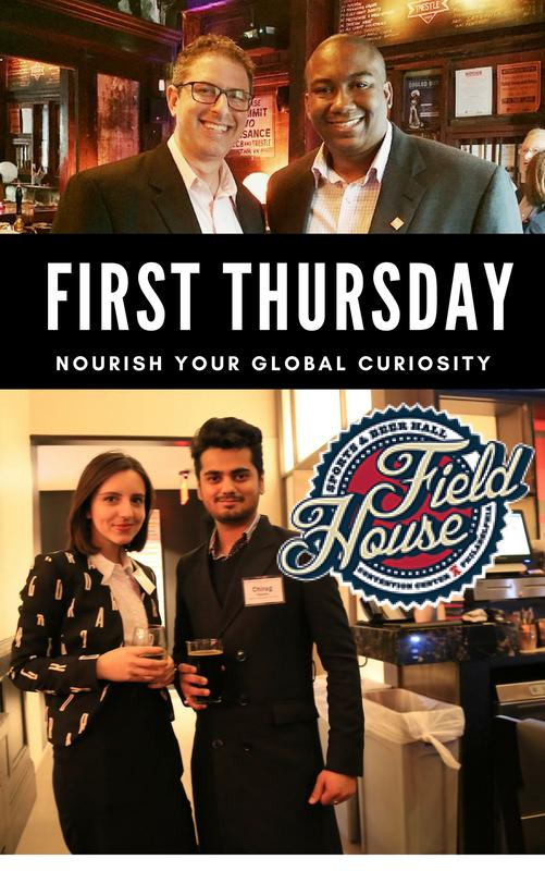 Citizen Diplomacy March 2018 First Thursday