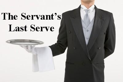 """""""The Servant's Last Serve"""" at All An Act Theatre"""