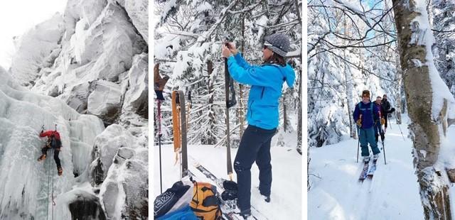 Vermont Winter Multi-Sport Expedition