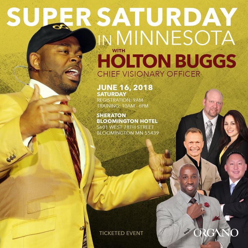 SUPER SATURDAY WITH CVO MR HOLTON BUGGS