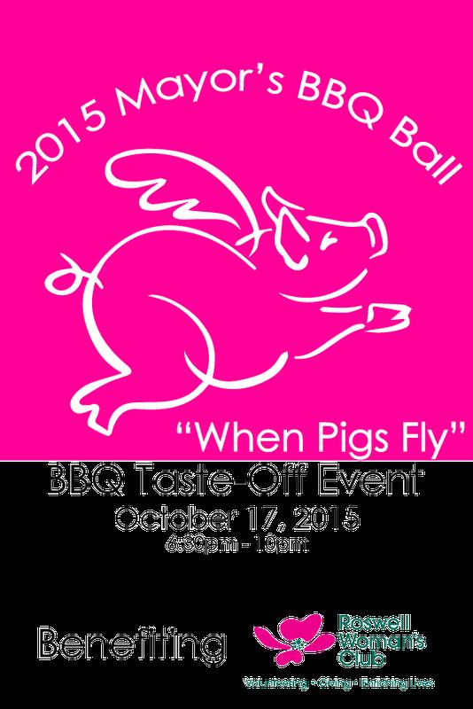 2015 Mayor's BBQ Ball