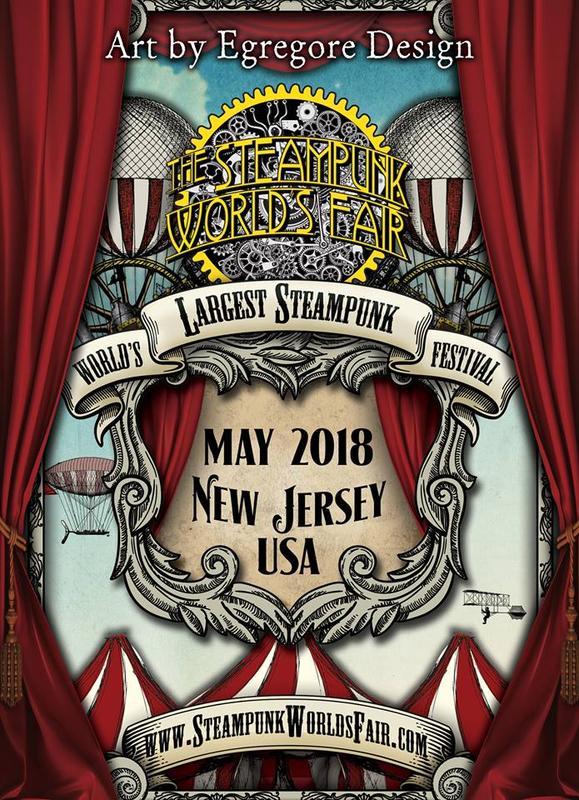 The Steampunk World's Fair 2018 (SPWF'18)