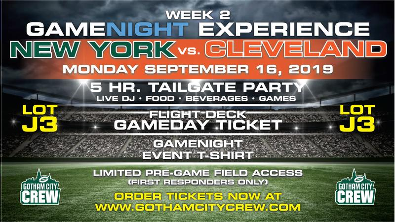 New York vs Cleveland - Week 2