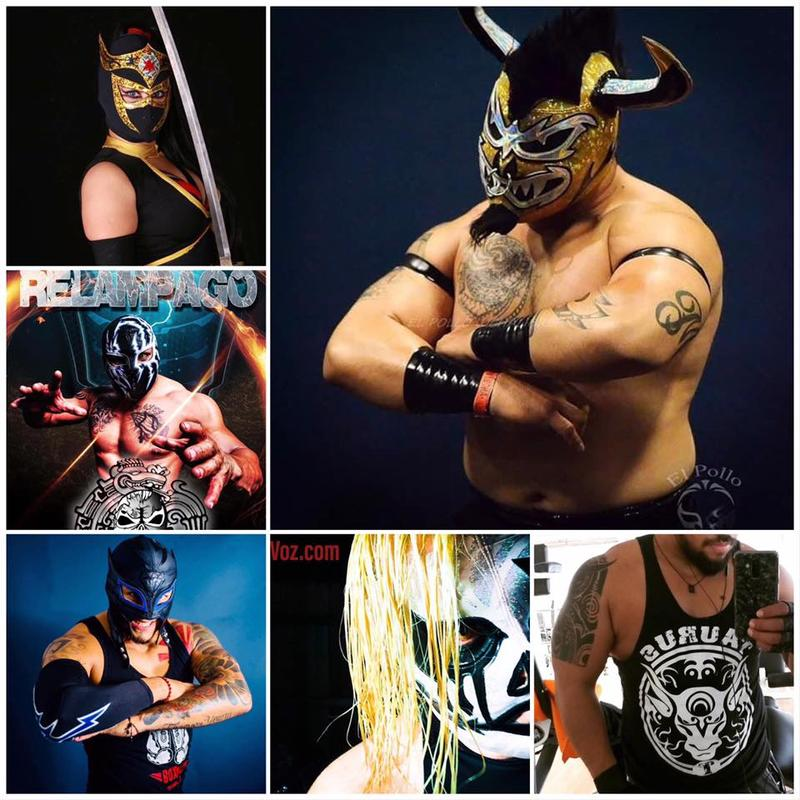 Raffle for Minotauro Medical Expenses (Katana, Relampago, Black Taurus, Septimo Dragon, Zagan)