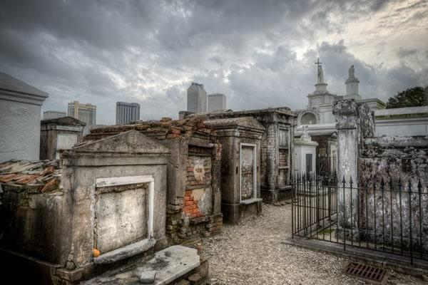 Haunted New Orleans Adventure