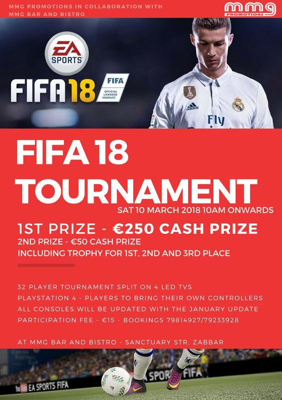 FIFA 18 Tournament