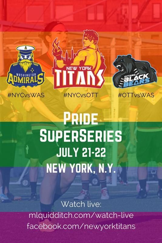 Pride SuperSeries