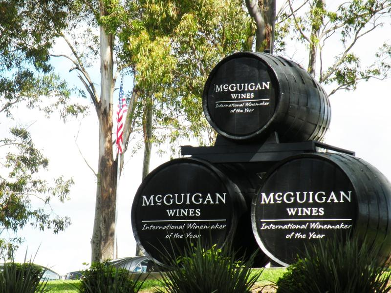 Mcguigan Wines Dinner
