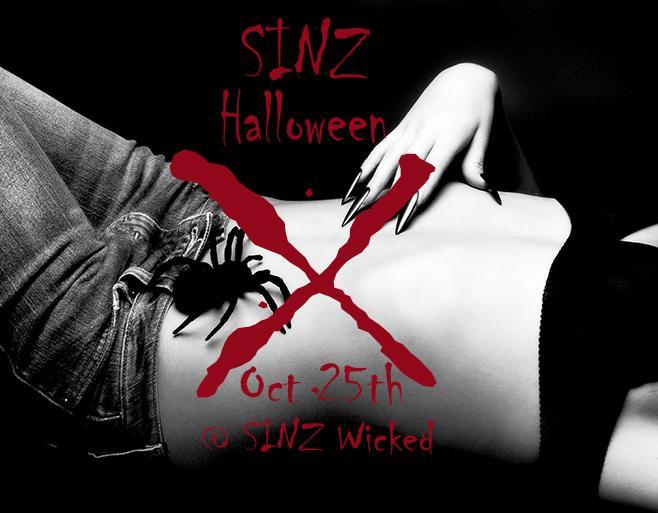 SINZ Halloween X