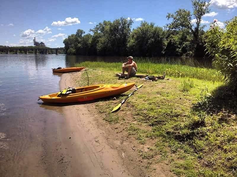 Falling Waters Kayaking Adventure