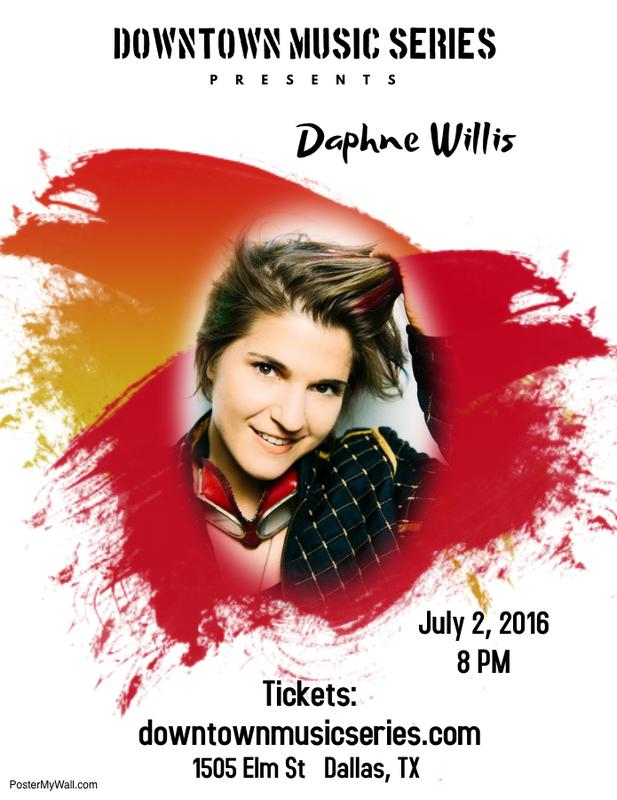 Daphne Willis - Downtown Music Series