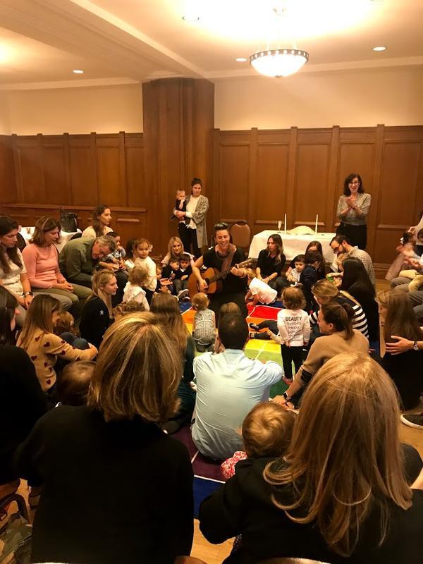 Young Families Tot Shabbat