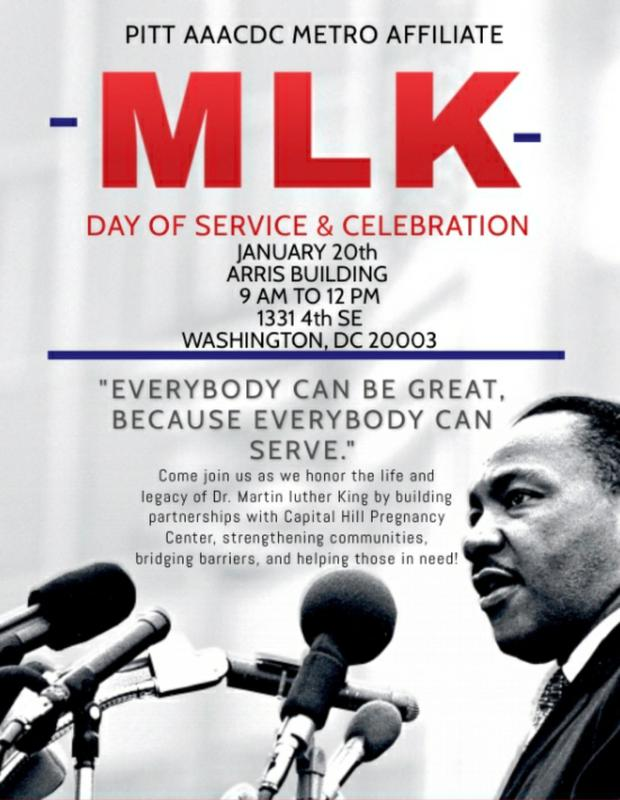 Dr. Martin Luther King Jr. Annual Day of Service