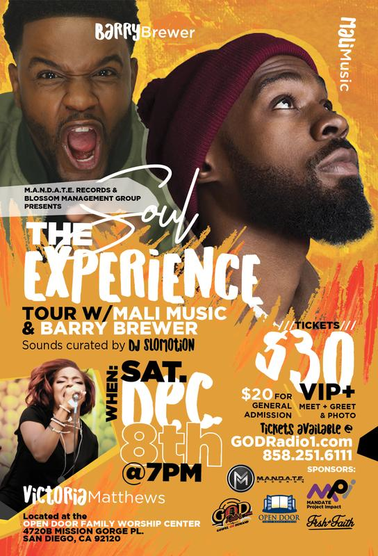 The Soul Experience Tour
