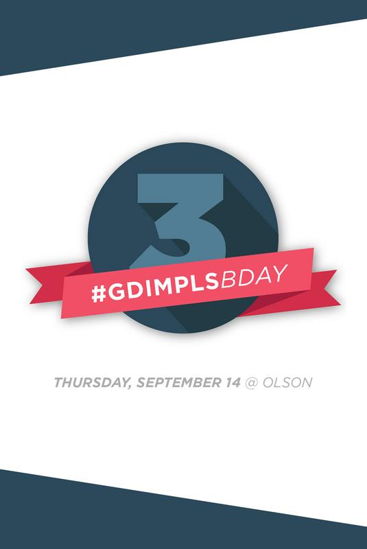 GDI Minneapolis 3 Year Anniversary
