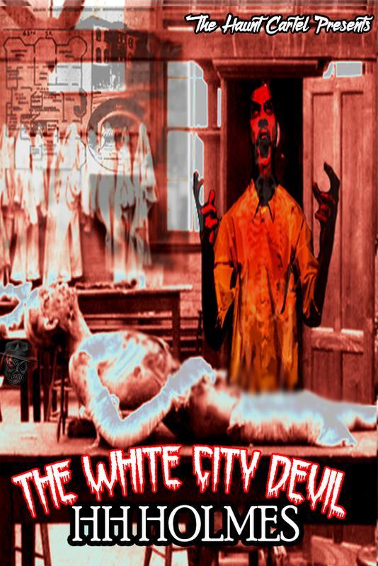 The White City Devil-HH Holmes