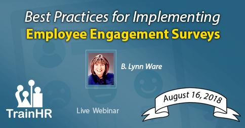 Best Practices for Implementing Employee Engagement Surveys