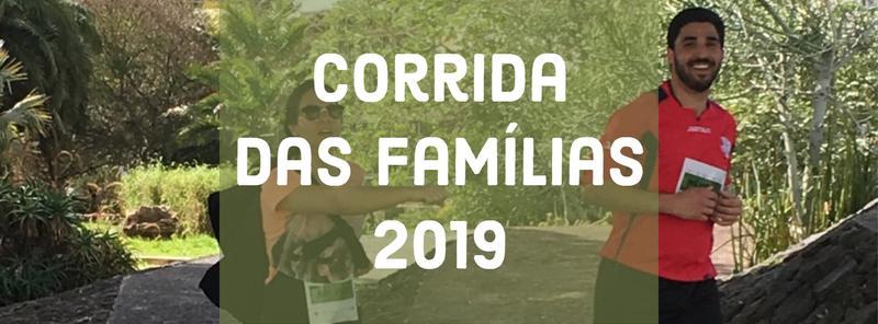 Corrida das Famílias 2019