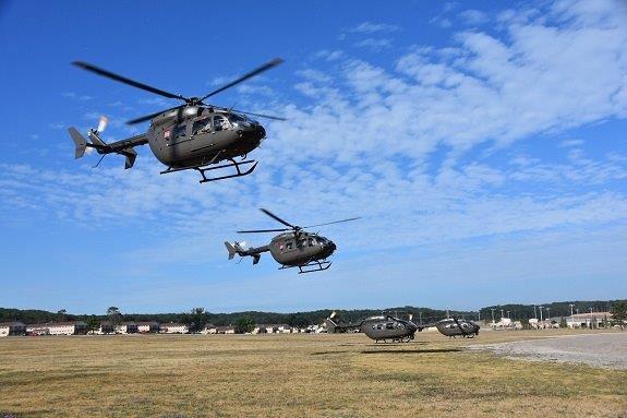 Michigan Army Aviation Retirement Dinner 2018