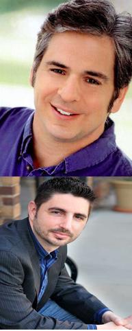Kevin White and Myke Herlihy Dual Headliner