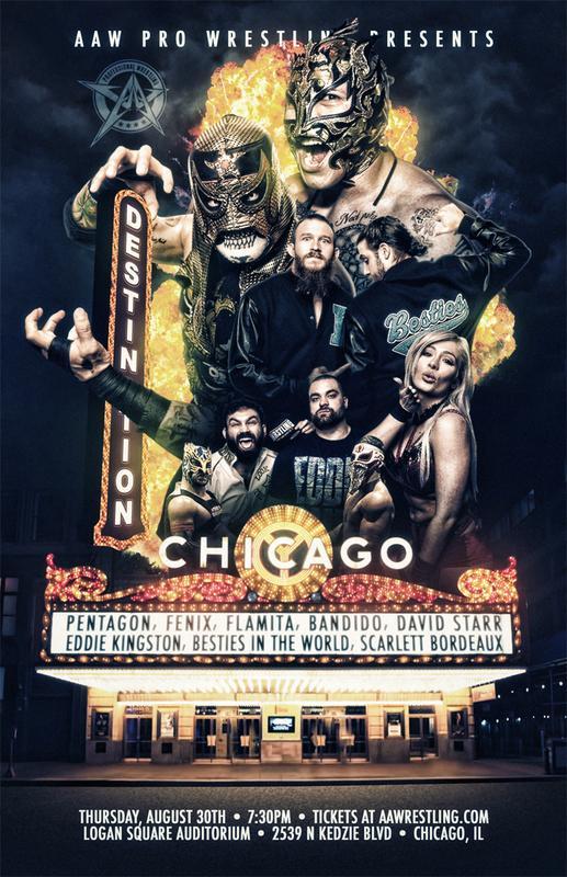 Destination Chicago