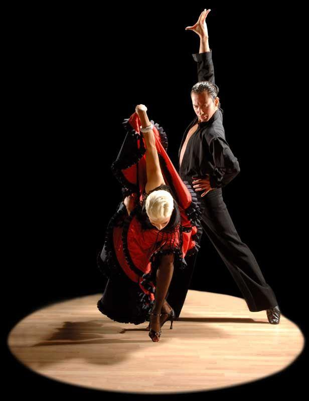 INTRODUCTION TO PASO DOBLE & INTERNATIONAL RUMBA with Tamsyn Devilliers