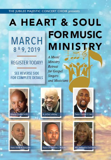 Music Ministry Retreat