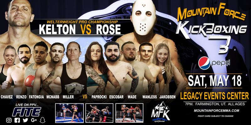Mountain Force MMA Tickets