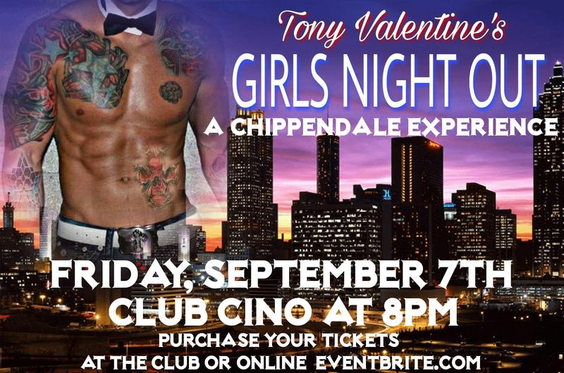 Magic Mike: Ladies Night Out!