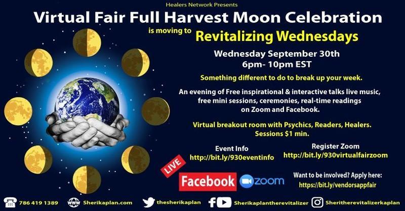 Revitalizing Wednesday