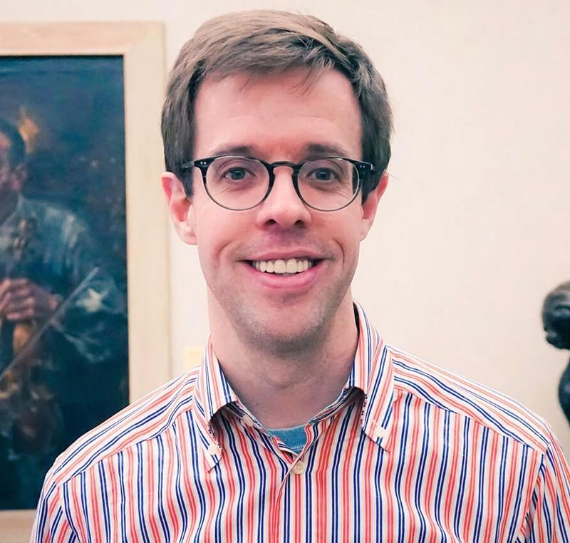 Voice Master Class: Andrew Eggert