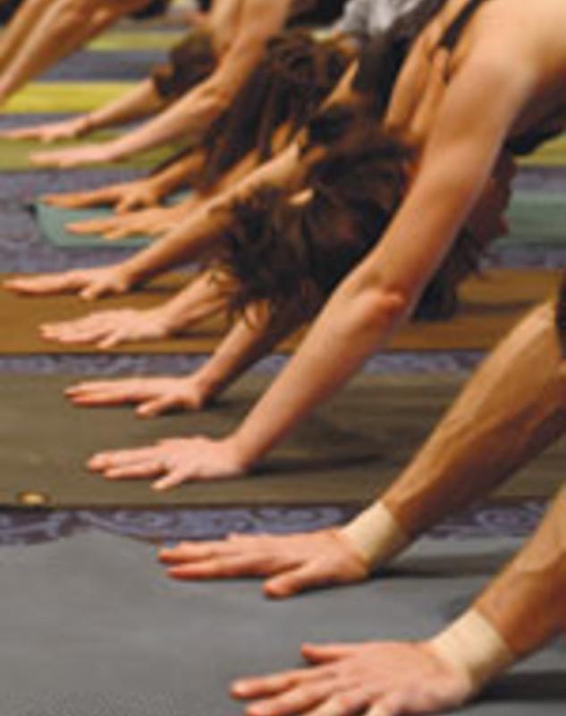 Free Yoga Class by Adie