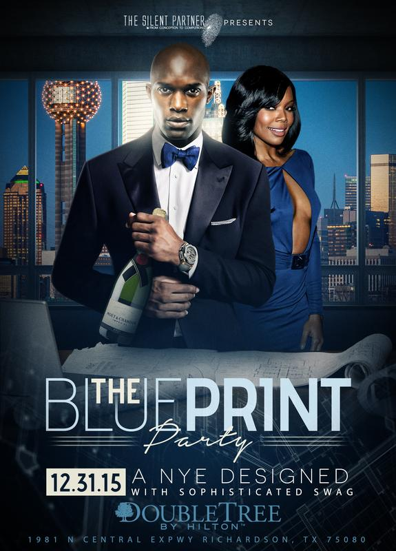 The BLUE PRINT Party