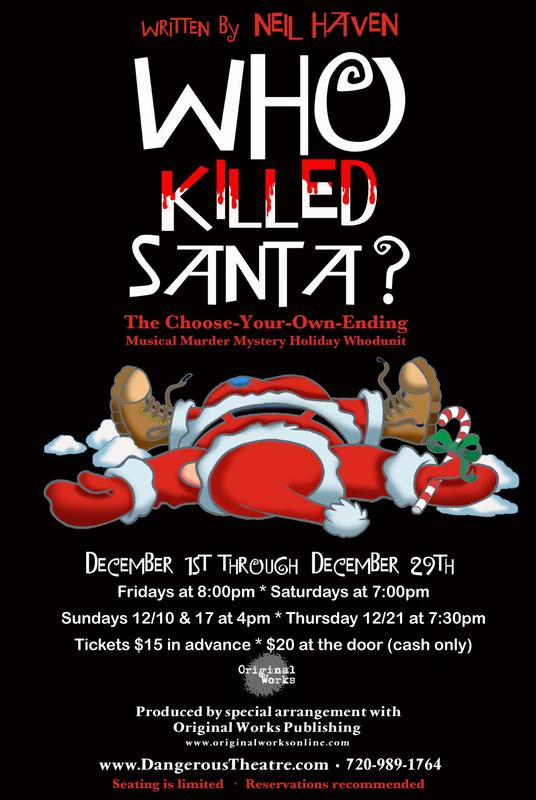 Who Killed Santa? DENVER