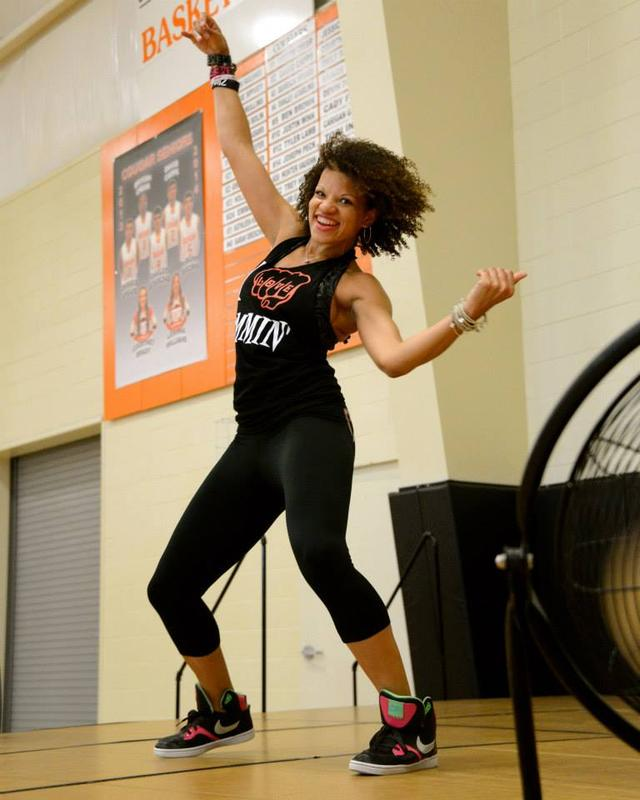 #KnoxvilleLetsGO Zumba® Master Class with ZJ Nikki Primm