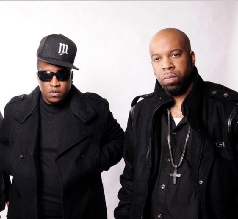 The Outlawz live in Toronto!