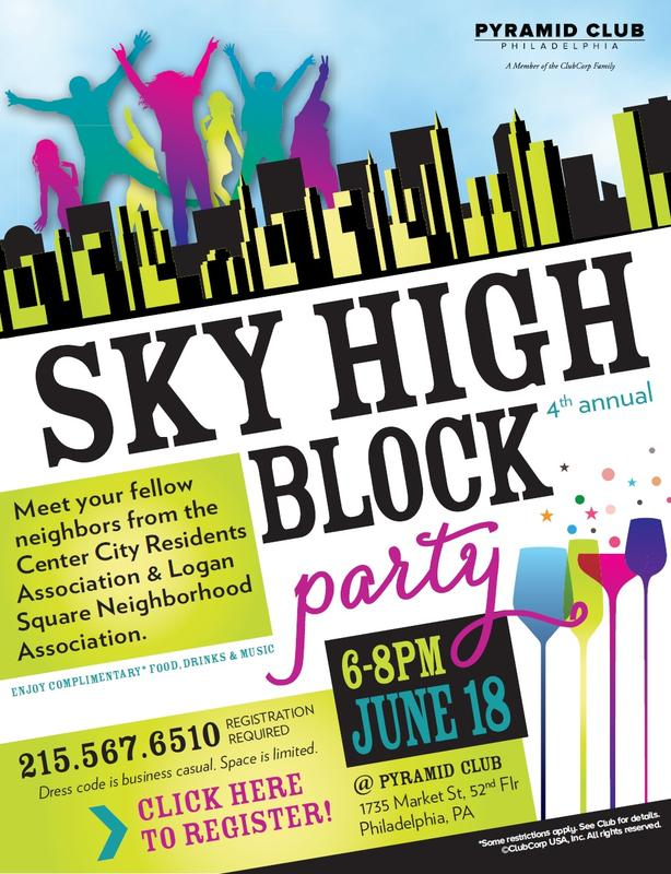 4th Annual Sky High Block Party CCRA