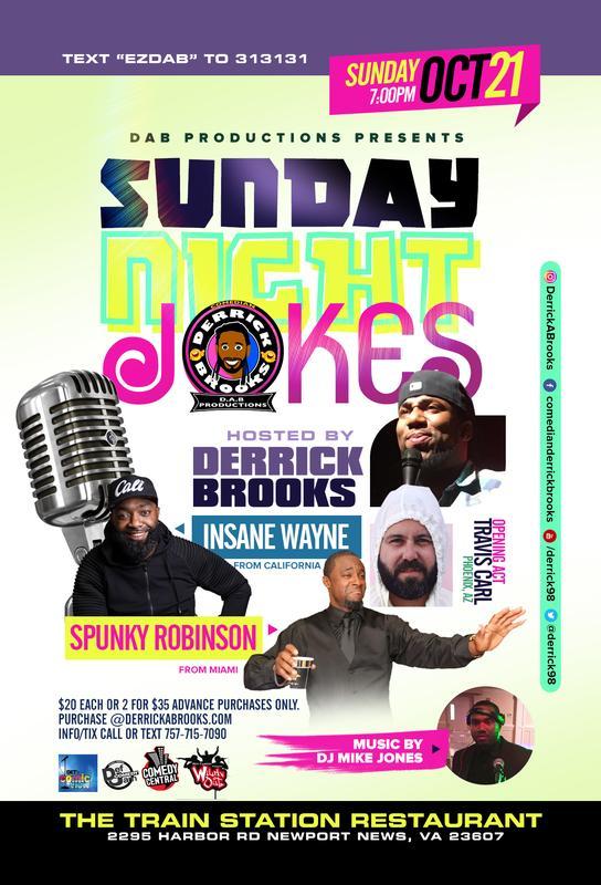 Sunday Night Jokes oct 21