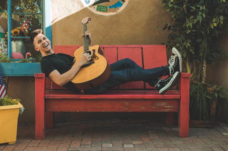 Ibiza Singer/Songwriter Series: Jordan Olguin