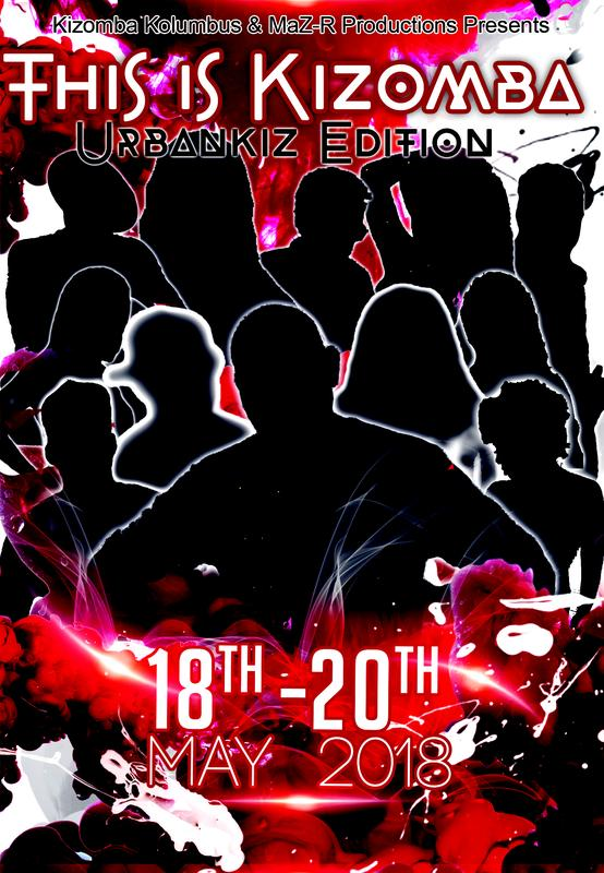 This is Kizomba Weekender UrbanKiz Edition Anniversary