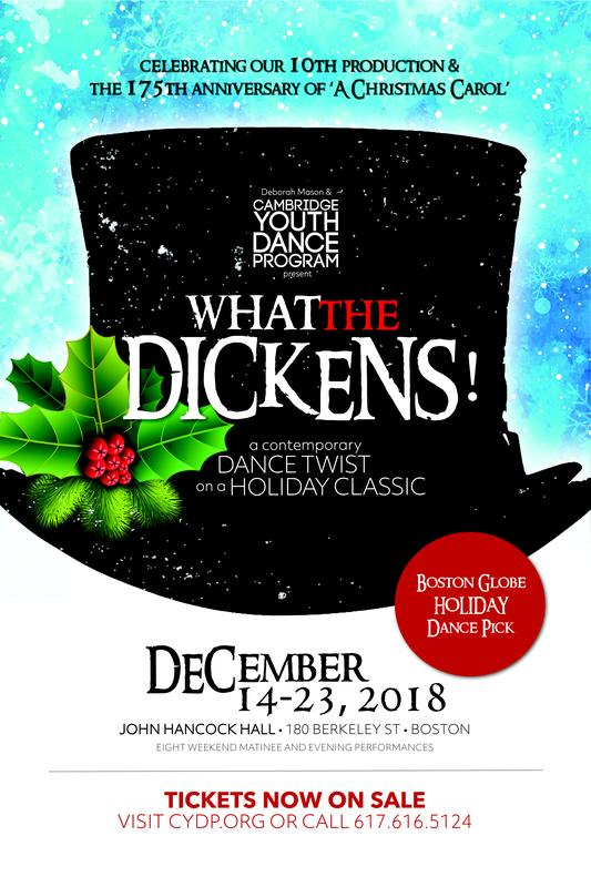 What the Dickens!