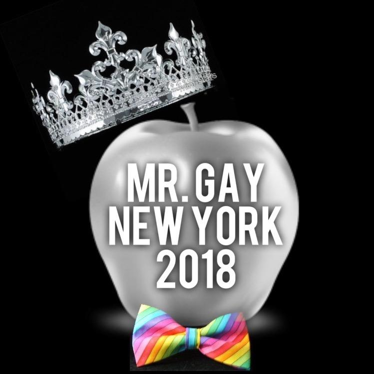 Mr. Gay New York America Pageant  2018