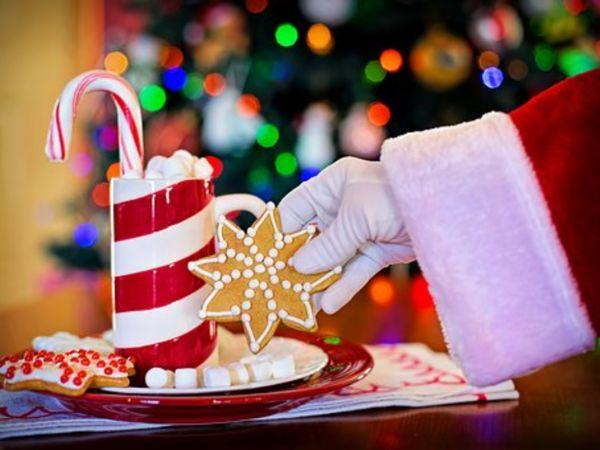 Cookies and Cocoa with Santa