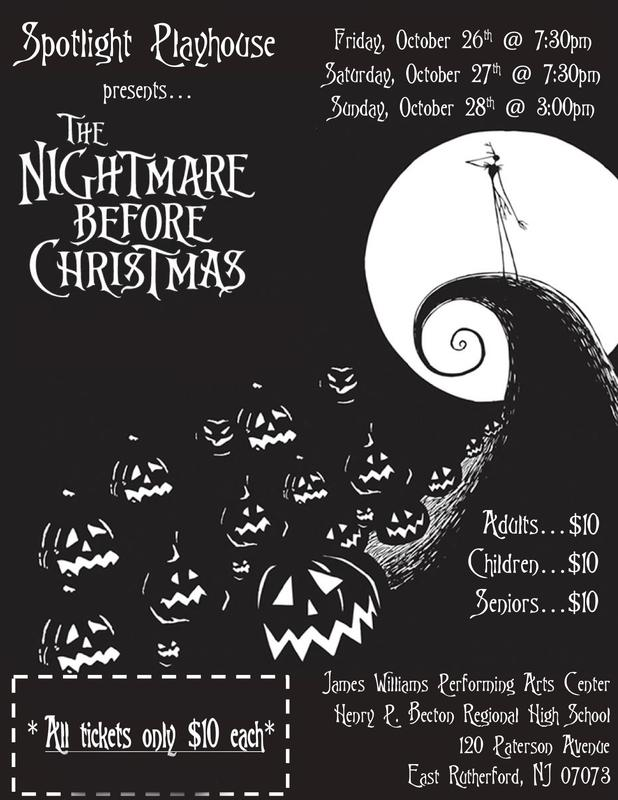 The Nightmare Before Christmas PRESALE TICKETS