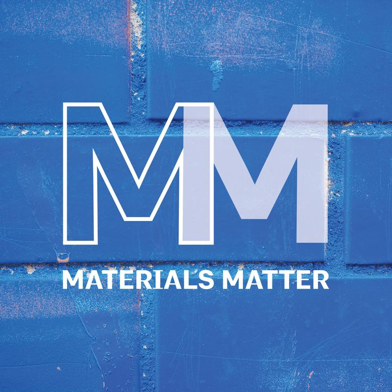 Materials Matter Session 4: Just Do It: Strategies for Projects