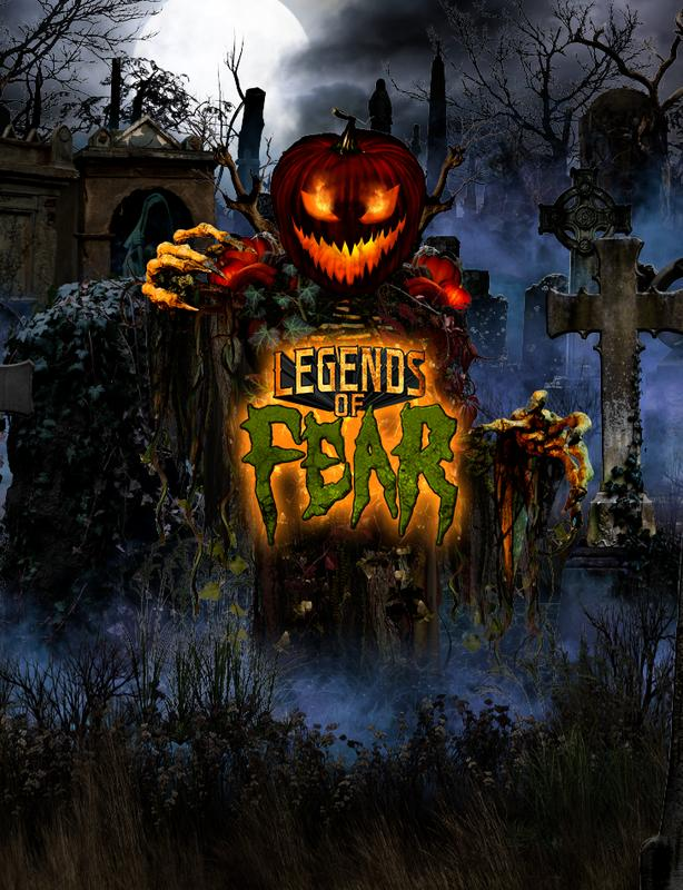 Legends of Fear 2015