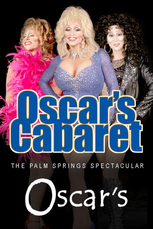 Oscar's Cabaret Saturday Mar 10
