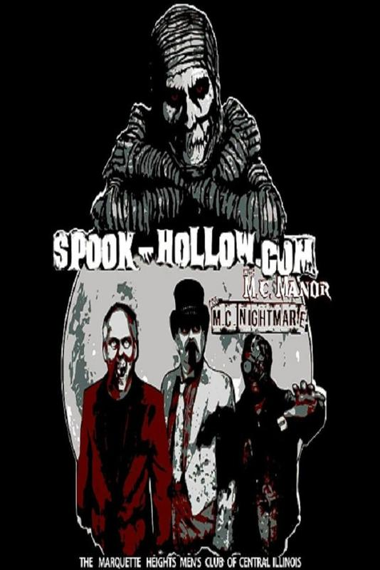 SPOOK HOLLOW™ WITH M.C. MANOR AND M.C. NIGHTMARE 2020